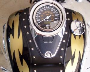 custom.motorcycle.decals.flames